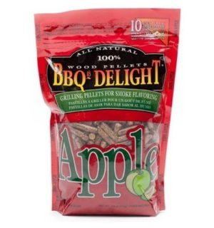 APPLE WOOD PELLETS .45G