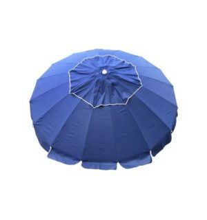 Beach Umbrella Maxibrella Navy Blue