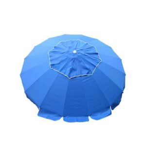 Beach Umbrella Maxibrella Royal Blue