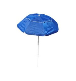 Beach Umbrella Portabrella Royal Blue