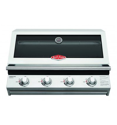 BEEFEATER 2000ES 4 BURNER BUILT-IN BBQ BSB2040SA