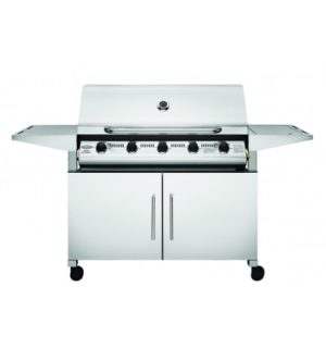 BEEFEATER 5 BURNER BBQ WITH SIDE BURNER 1000ES