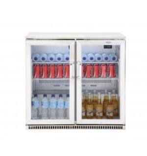 Beefeater Double Door Bar Fridge BS28200