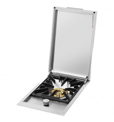 BEEFEATER SIGNATURE PROLINE(TM) STAINLESS STEEL BUILT-IN QUADBURNER SIDE BURNER  (FLAME FAILURE)