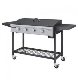 Caterer 4 Burner Flat Top BBQ