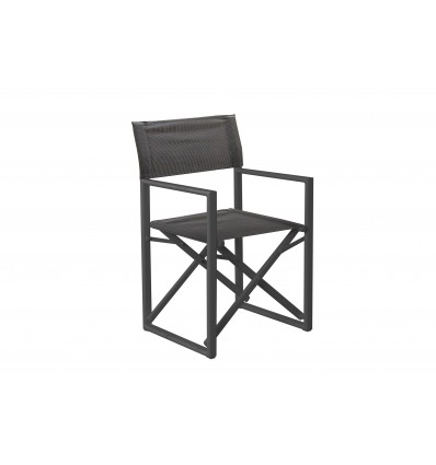 chair directors Matzo (charcoal)
