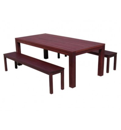 Portland 3pce Bench Set 1800x350mm