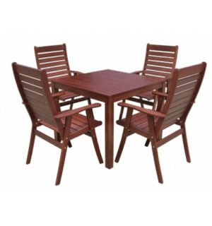 Elswick 5pce Dining Setting