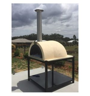 ELITE PIZZA OVEN 850TC WITH SUPPORT STAND