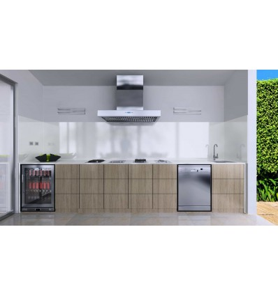 EURO OUTDOOR KITCHEN - FRESCA 4.19 METERS