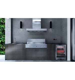 Euro Outdoor Outdoor Kitchen - VIVA 3.520 metres