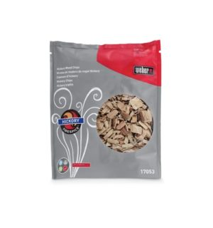 Hickory Chips 900g