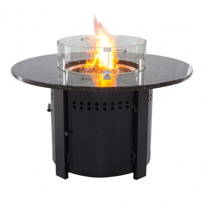 GASFIRE TABLE