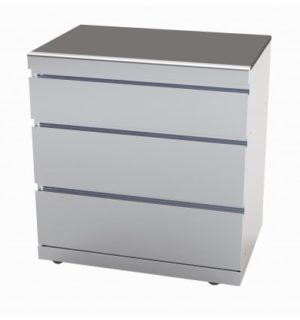 GASMATE 3 DRAWER UNIT