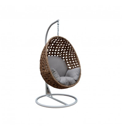 HANGING CHAIR PETER POD NATURAL