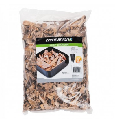 Hickory smoking Wood Chips 1kg