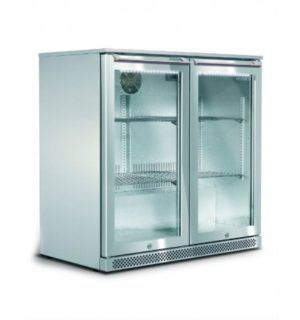 Husky Alfresco Double Door Fridge