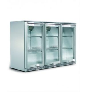 Husky Alfresco Triple Door Fridge