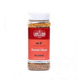 lanes bbq sweet heat rub 404g