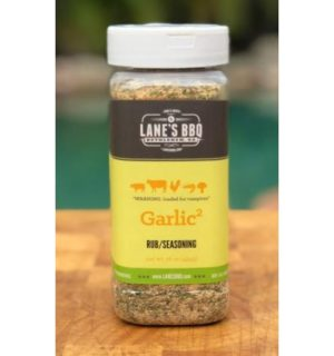 LANES GARLIC RUB 454G