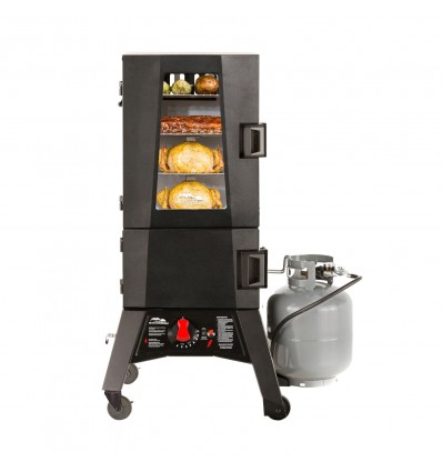 MASTERBUILT GAS SMOKER THERMO TEMP PRO