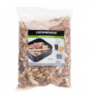 Mesquite smoking Wood Chips 1Kg