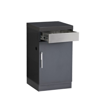 Powder Coated Cabinet with Drawer BD77022