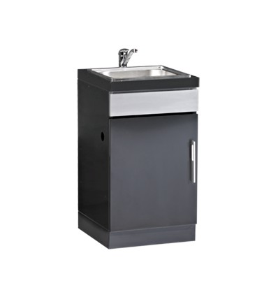Powder Coated Cabinet with Sink BD77012