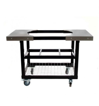 Primo Grill Oval XL Stainless Table