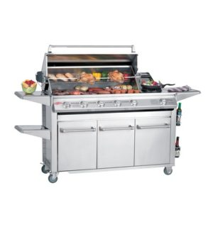 Signature SL4000 5 Burner + side burner BS30060