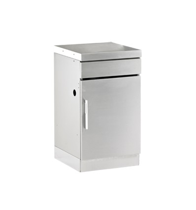 Stainless Steel Cabinet - No Drawer BD77030