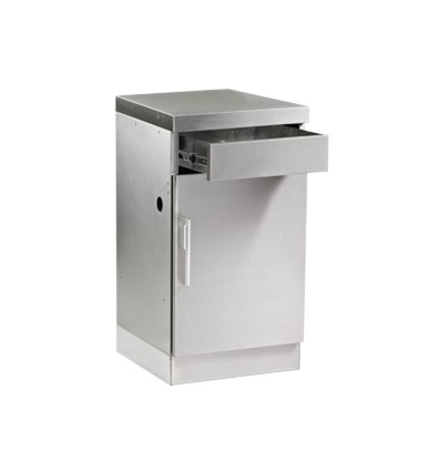 Stainless Steel Cabinet with Drawer BD77020