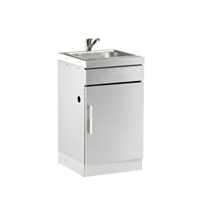 Stainless Steel Cabinet with with Sink BD77010