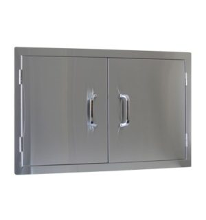 Stainless Steel Double Door - BS23150