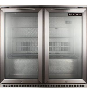 SUNCO DOUBLE DOOR FRIDGE