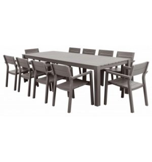 TALON 11PCE DINING SETTING