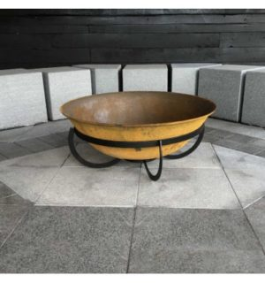 THE DA VINCI FIREPIT 750MM