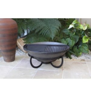 THE DA VINCI FIREPIT 900MM