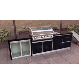 THE ENTERTAINER OUTDOOR KITCHEN