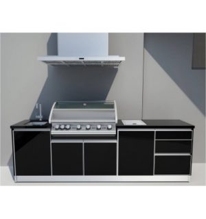 THE TYSON OUTDOOR KITCHEN