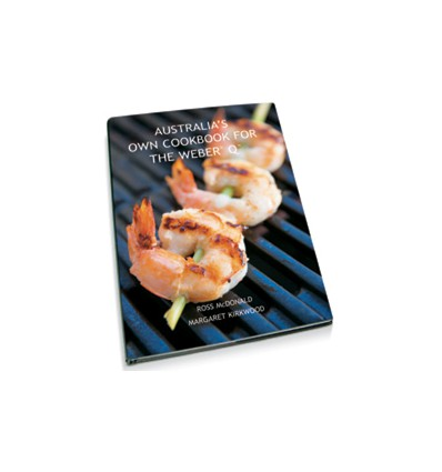 Australia's own Weber Q Cook book